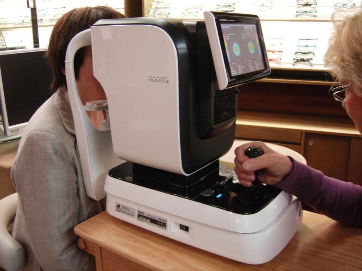 Augenoptik Rosenberg in Kleve
